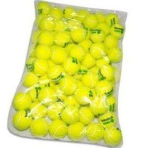 Acertijo de pelotas de tenis