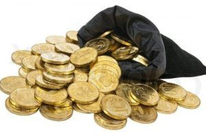 Acertijo de monedas